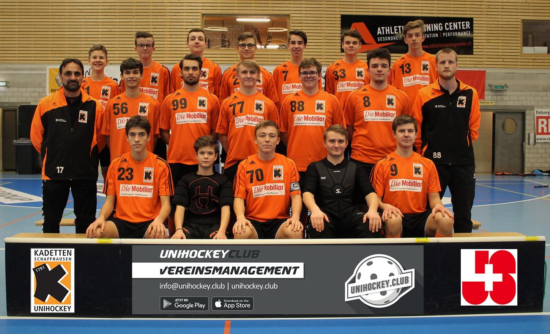 Kadetten_unihockey_schaffhausen_u18